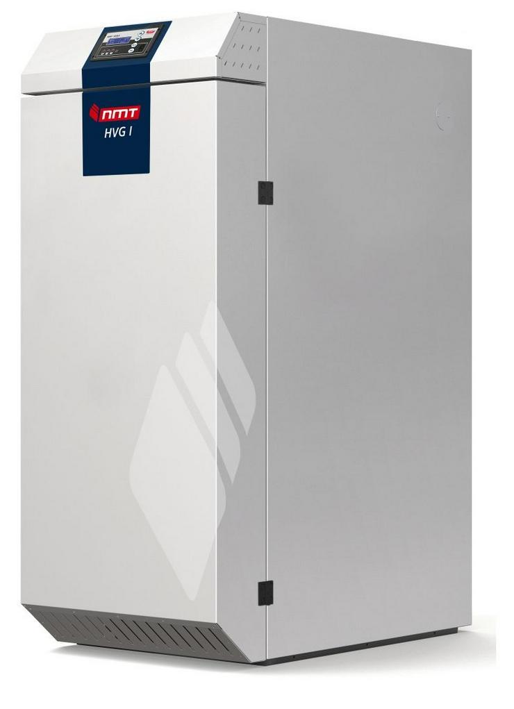 1A NMT Vergaserkessel Scheitholz / Braunkohle HVG I 15. 14,5 kW