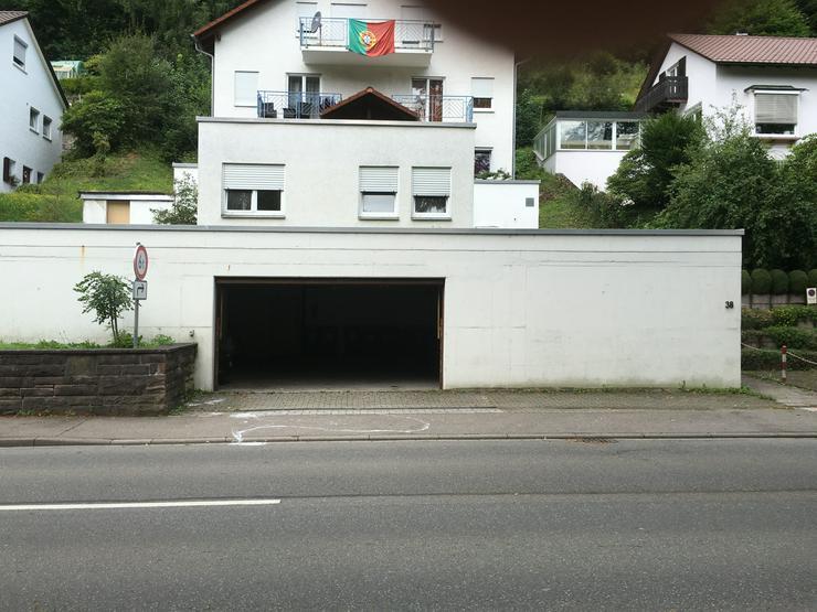 Möblierte elegante Studiowohnung /Büro/Wohneinheit mit Terrasse in Anlagenstrasse 38, Bad Liebenzell - Büro & Gewerbeflächen mieten - Bild 1