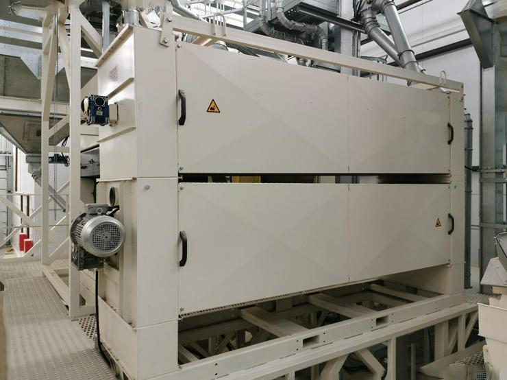Trieur Zylinder 6 t/h | Ultratrieur | Getreidereiniger