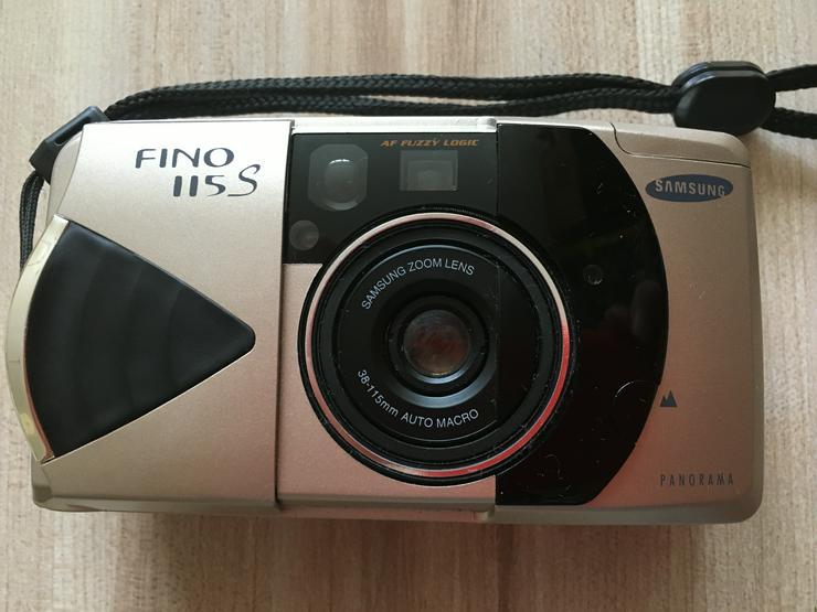 Samsung Fotocamera Fino 115S