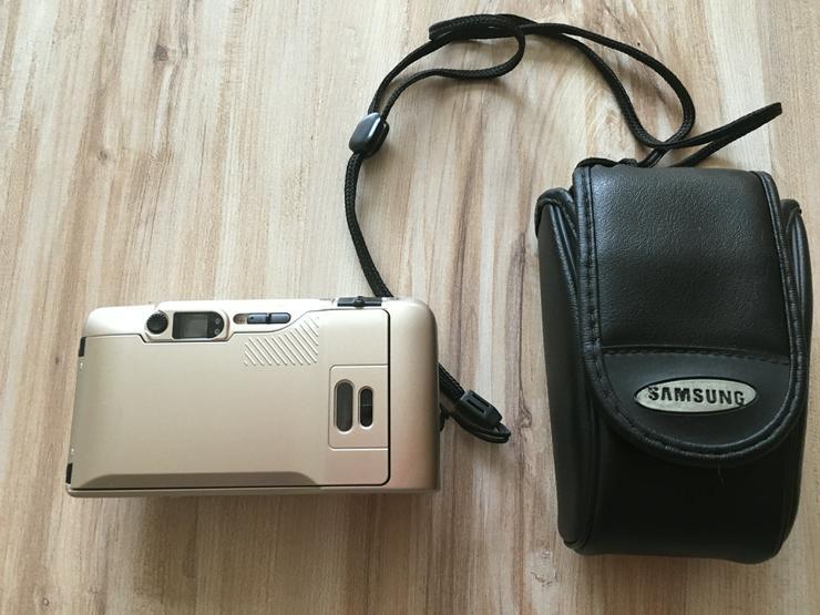 Bild 4: Samsung Fotocamera Fino 115S
