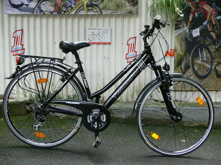 Damen - Fahrrad von TRIUMPH , 21 Gang von SHIMANO / Nr .104