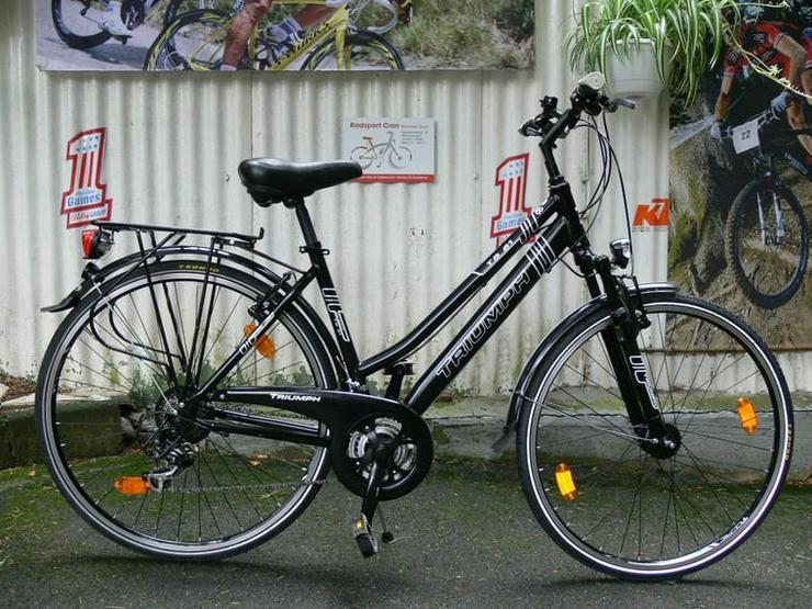Damen - Fahrrad von TRIUMPH , 21 Gang von SHIMANO / Nr .108