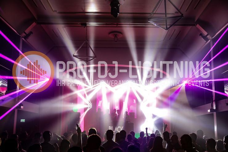 Lasershow | Lichtershow mieten