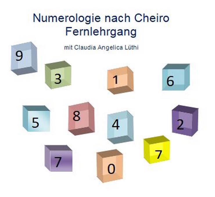 Numerologie Kurs nach Cheiro als Fernlehrgang