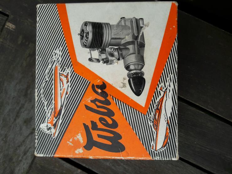 Webra Flugmodellmotor