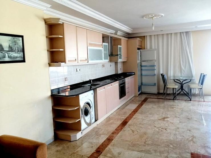Türkei, Alanya, Marmor, Stuckdecken, große 3 Zi. Wohnung, 385