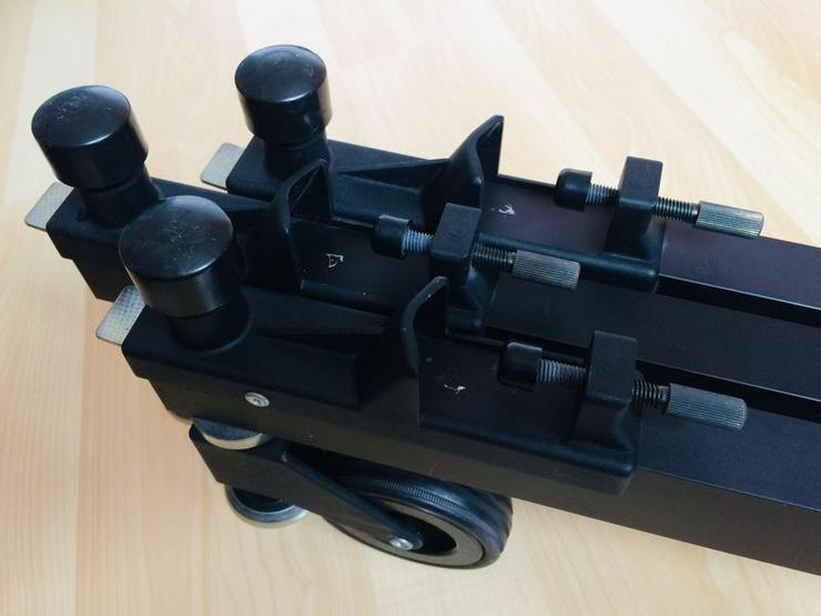 Bild 6: NEUWERTIG Stativwagen Bilora 432