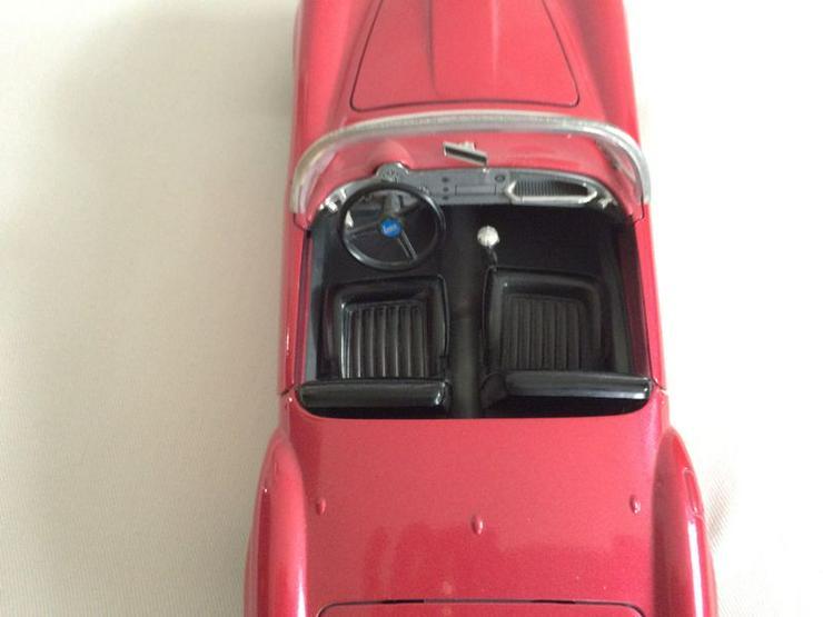 Bild 2: UNBESPIELT BBurago Lancia Aurelia B24 Spider (1955)