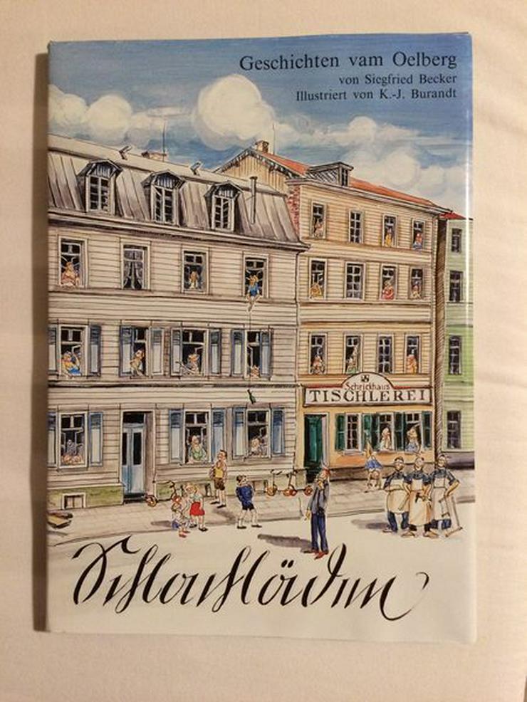 """UNGELESEN Buch """"Geschichten vam Oelberg"""" in Wuppertal"""