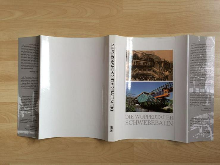 """UNGELESEN Text-/Bildband """"Die Wuppertaler Schwebebahn"""""""
