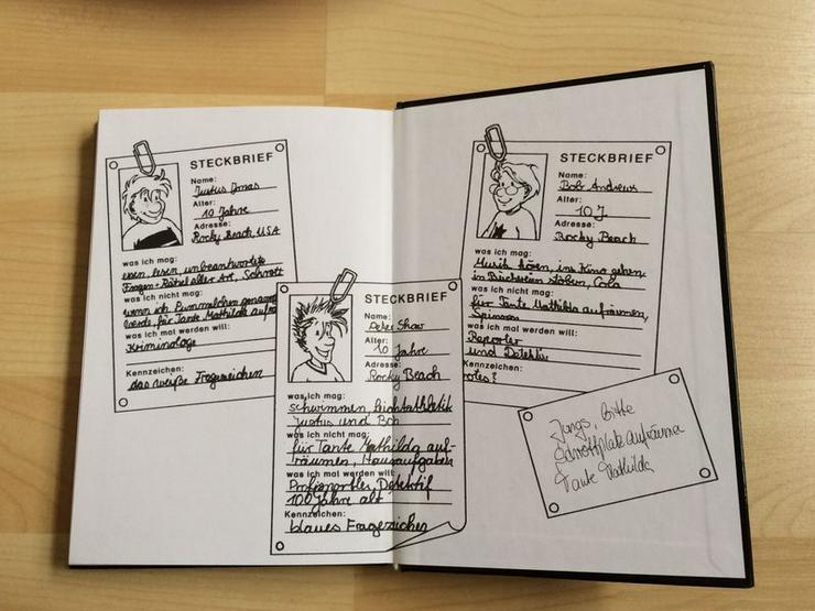 """Bild 4: NEU / UNGELESEN Kinderbuch """"Die drei ??? Kids (ab 8 J.)"""
