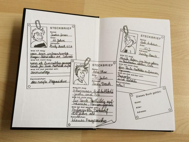 """Bild 2: NEU / UNGELESEN Kinderbuch """"Die drei ??? Kids (ab 8 J.)"""