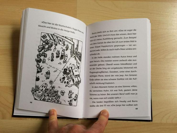 """Bild 3: NEU / UNGELESEN Kinderbuch """"Die drei ??? Kids (ab 8 J.)"""