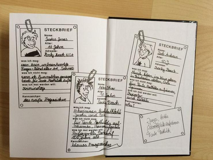 """Bild 4: NEU/UNGELESEN Kinderbuch """"Die drei ??? Kids (ab 8 J.)"""