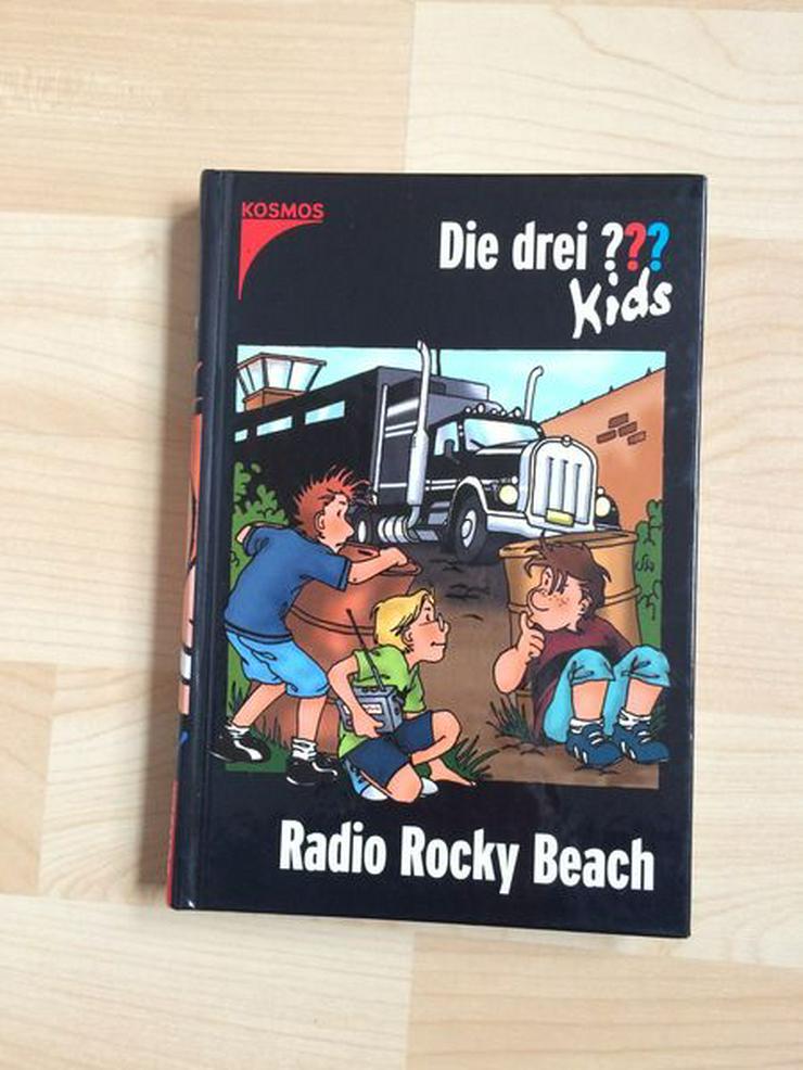 """NEU/UNGELESEN Kinderbuch """"Die drei ??? Kids (ab 8 J.)"""