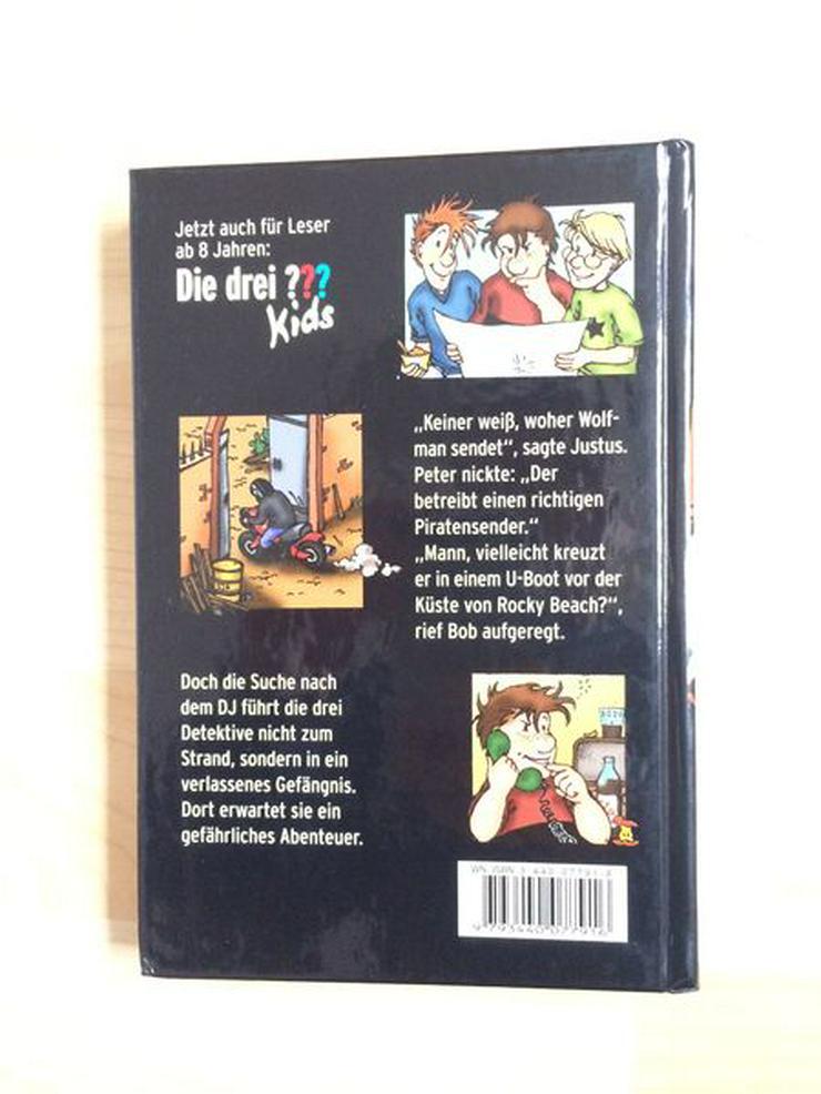 """Bild 5: NEU/UNGELESEN Kinderbuch """"Die drei ??? Kids (ab 8 J.)"""