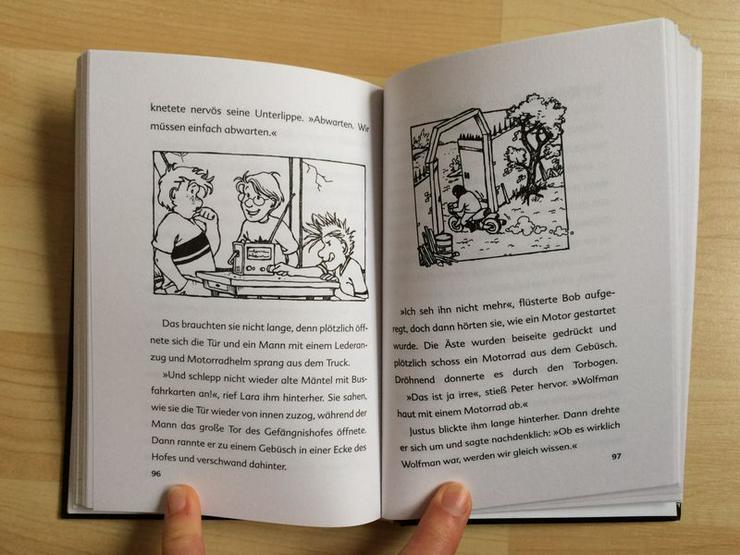 """Bild 3: NEU/UNGELESEN Kinderbuch """"Die drei ??? Kids (ab 8 J.)"""