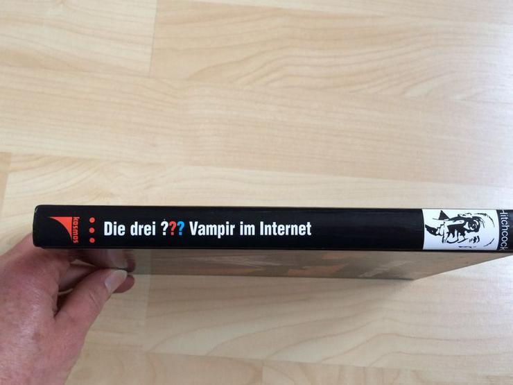 """Bild 4: NEU / UNGELESEN Buch """"Die drei ??? (ab ca. 10 J.)"""