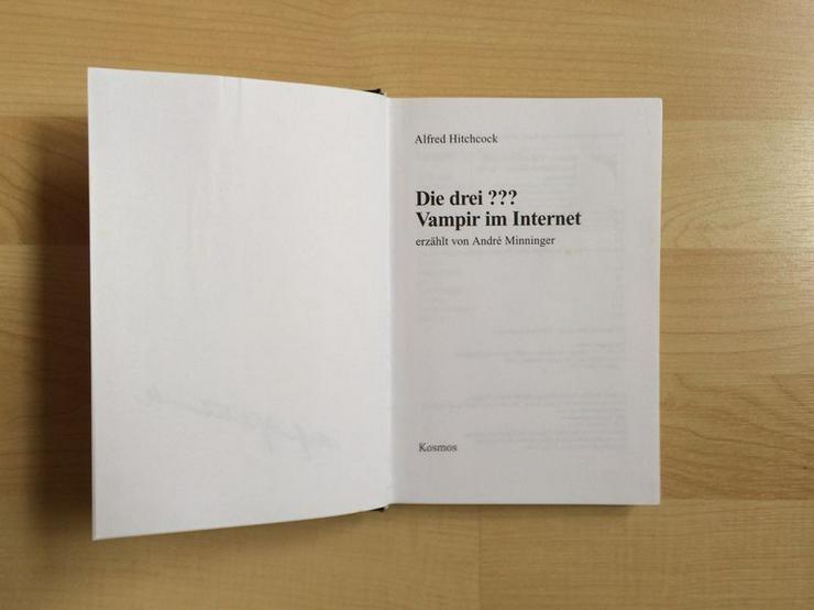 """Bild 2: NEU / UNGELESEN Buch """"Die drei ??? (ab ca. 10 J.)"""