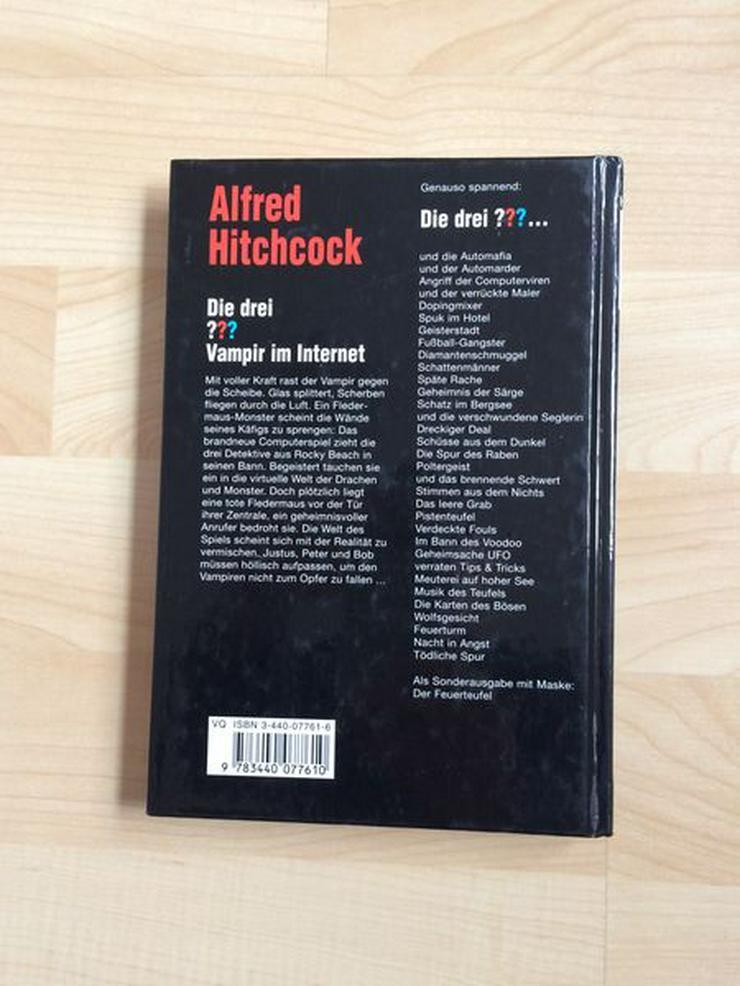 """Bild 3: NEU / UNGELESEN Buch """"Die drei ??? (ab ca. 10 J.)"""