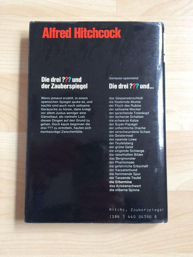 """Bild 4: Buch """"Die drei ??? (ab ca. 10 J.)"""