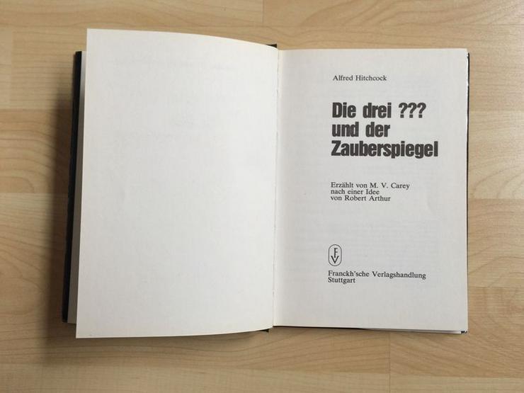 """Bild 3: Buch """"Die drei ??? (ab ca. 10 J.)"""