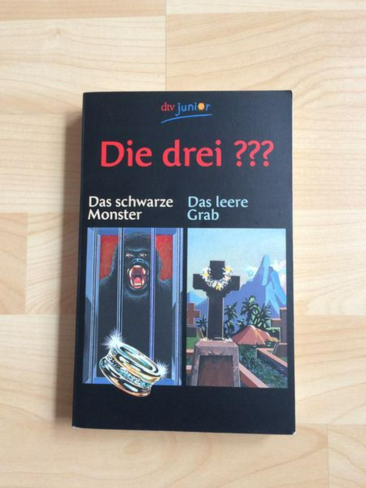 """NEU / UNGELESEN Doppelband """"Die drei ??? (ab ca. 10 J.)"""