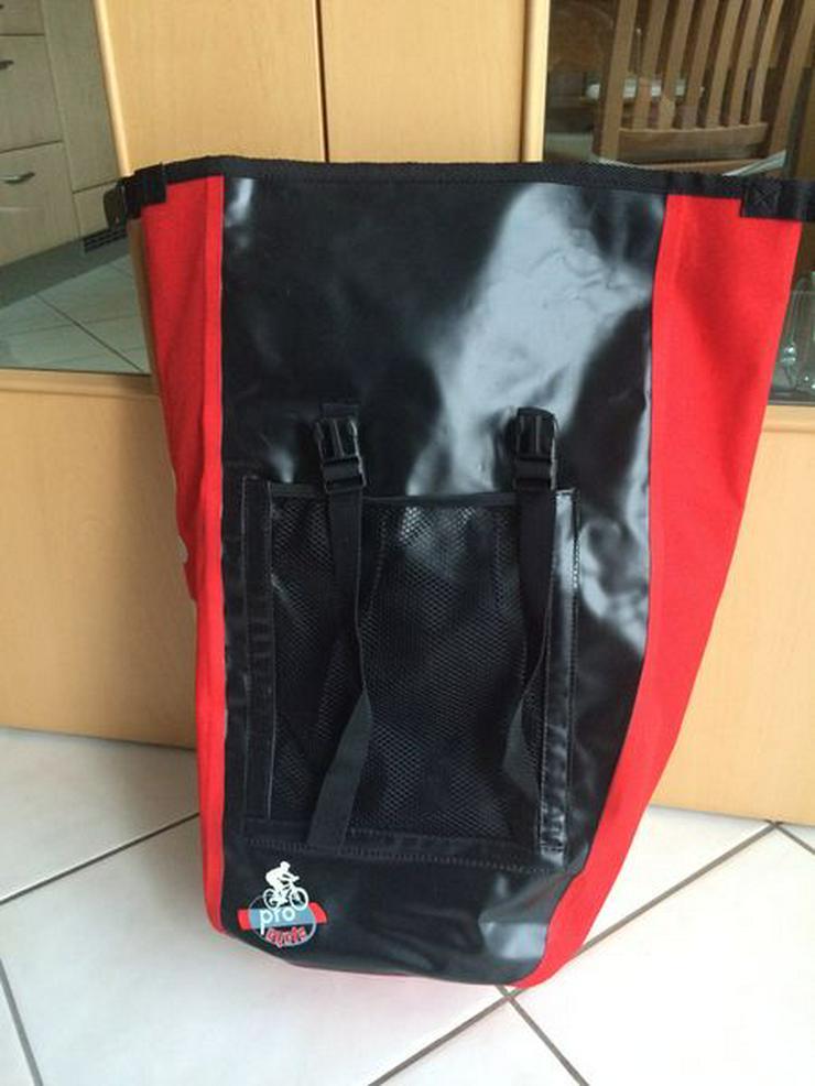 NEUWERTIG Set Gepäckträgertaschen von Pro Cycle