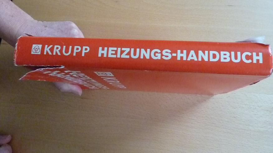 Bild 2: Krupp Heizungshandbuch v. 1972