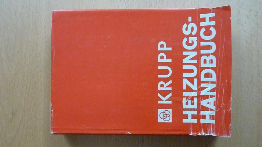 Krupp Heizungshandbuch v. 1972