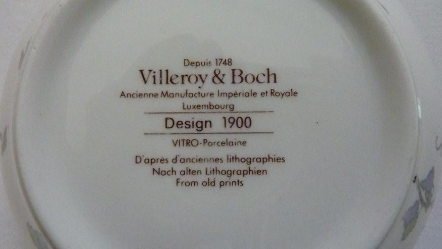 Bild 2: Villeroy & Boch Müsli-/Beilagenschale, gebraucht