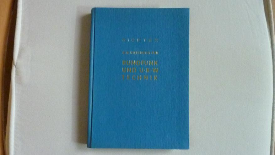 Hilfsbuch für Rundfunk und UKW Technik v. 1949