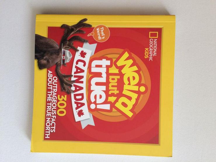 """NEUWERTIG Buch """"Weird but true! (Seltsam/Schräg aber wahr!)"""" - Fremdsprachige Bücher - Bild 1"""