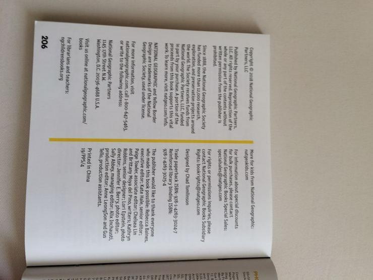 """Bild 2: NEUWERTIG Buch """"Weird but true! (Seltsam/Schräg aber wahr!)"""""""