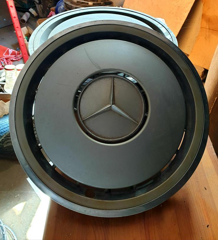 Radkappe Mercedes-Benz - Zubehör - Bild 1