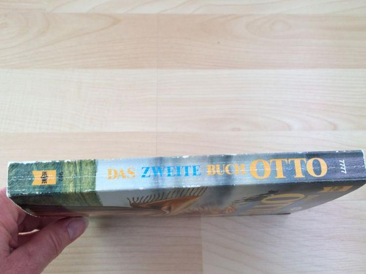 """Bild 5: Buch """"Das zweite (Taschen-)Buch Otto"""""""