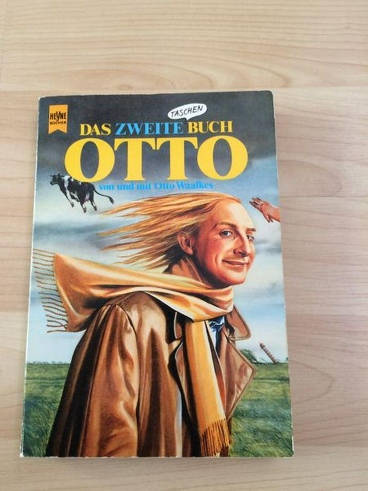 """Bild 1: Buch """"Das zweite (Taschen-)Buch Otto"""""""