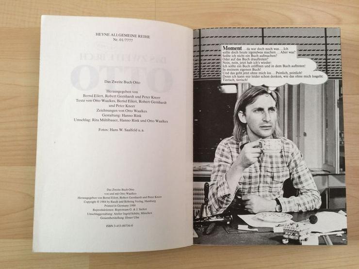 """Bild 2: Buch """"Das zweite (Taschen-)Buch Otto"""""""