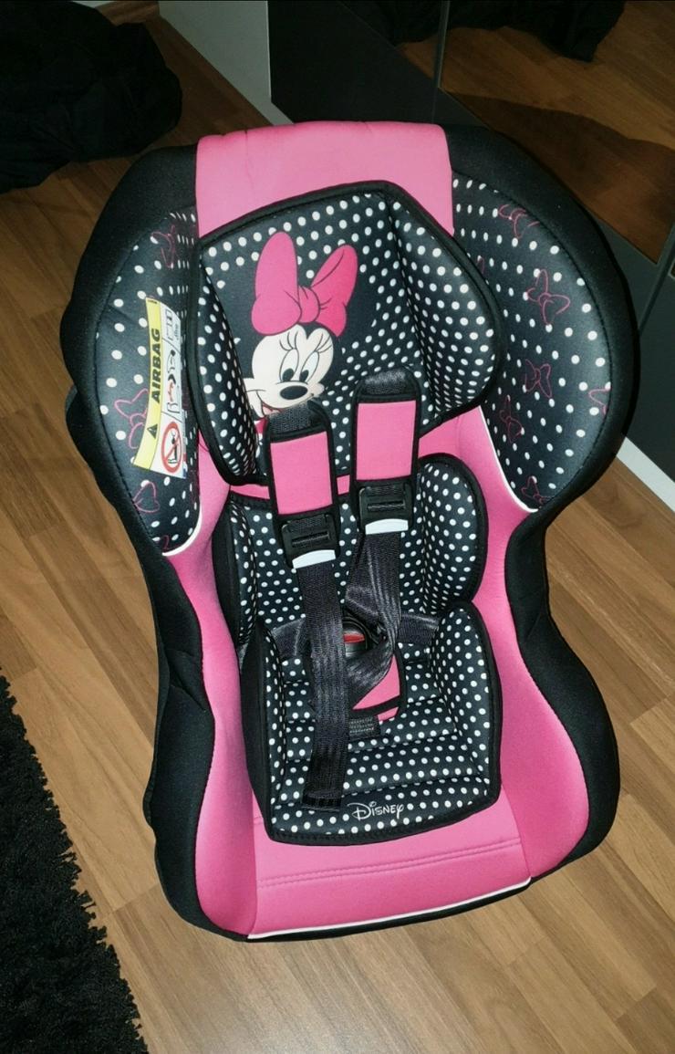 Kindersitz Mini Mouse