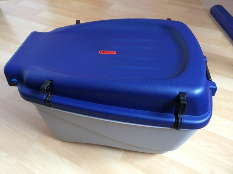 NEU Keter Fahrrad Gepäckträgerkoffer / Box