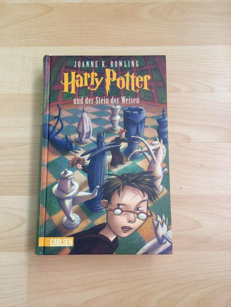 NEU / UNGELESEN: Harry Potter und der Stein der Weisen