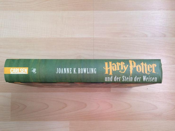 Bild 4: NEU / UNGELESEN: Harry Potter und der Stein der Weisen