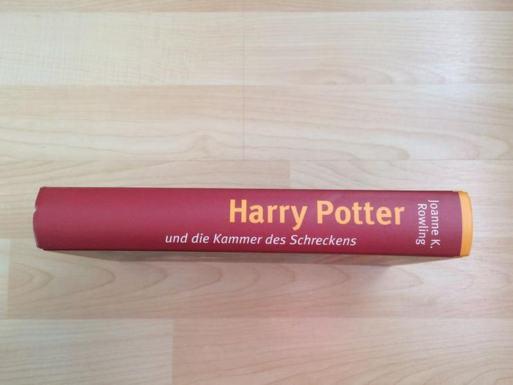 Bild 4: NEU / UNGELESEN: Harry Potter und die Kammer des Schreckens