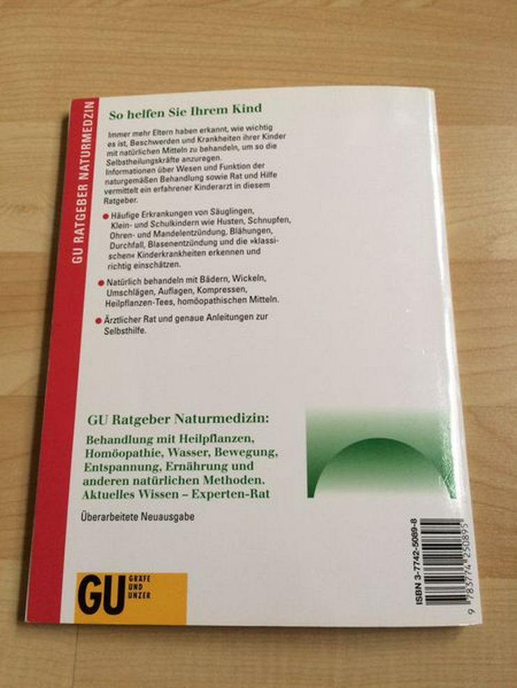 Bild 6: NEUWERTIG Buch: Kinderkrankheiten natürlich behandeln