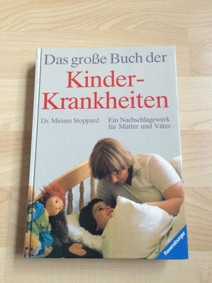 NEUWERTIG Buch: Das große Buch der Kinderkrankheiten