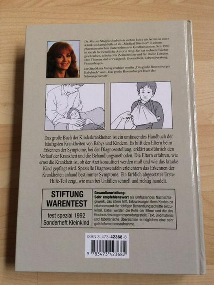 Bild 5: NEUWERTIG Buch: Das große Buch der Kinderkrankheiten