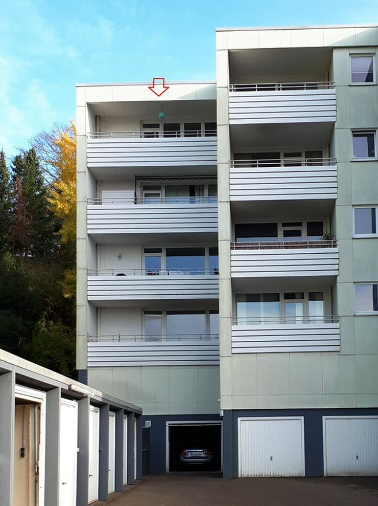 Schöne 2 ZKBB Single Wohnung Garage Lift Loggia 32457 Porta Westfalica