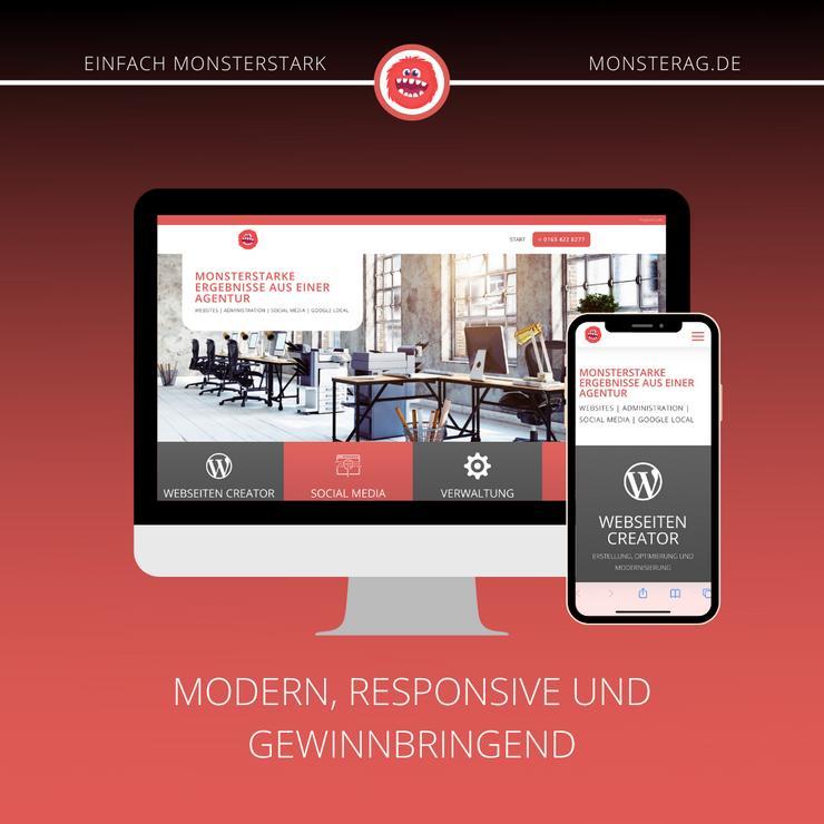 Homepage erstellen lassen   Webdesign   Website Erstellung