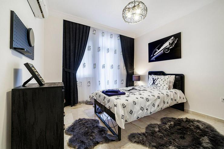Bild 3: Türkei, Alanya. möblierte  3 Zi. Wohnung, 150 m zum  Strand. 473